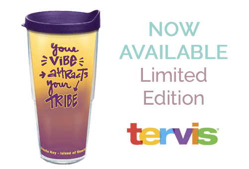 Limited Edition Tervis Tumblers are available