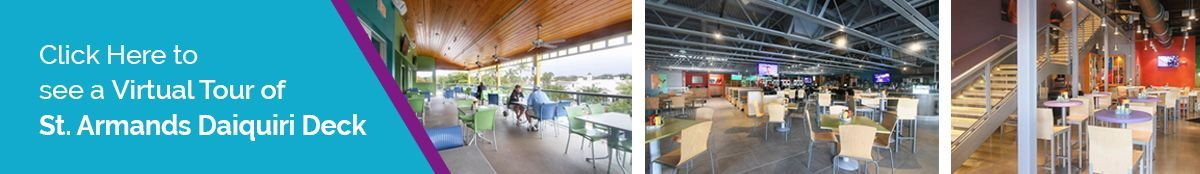 Click here to see a virtual tour of St. Armands Daiquiri Deck